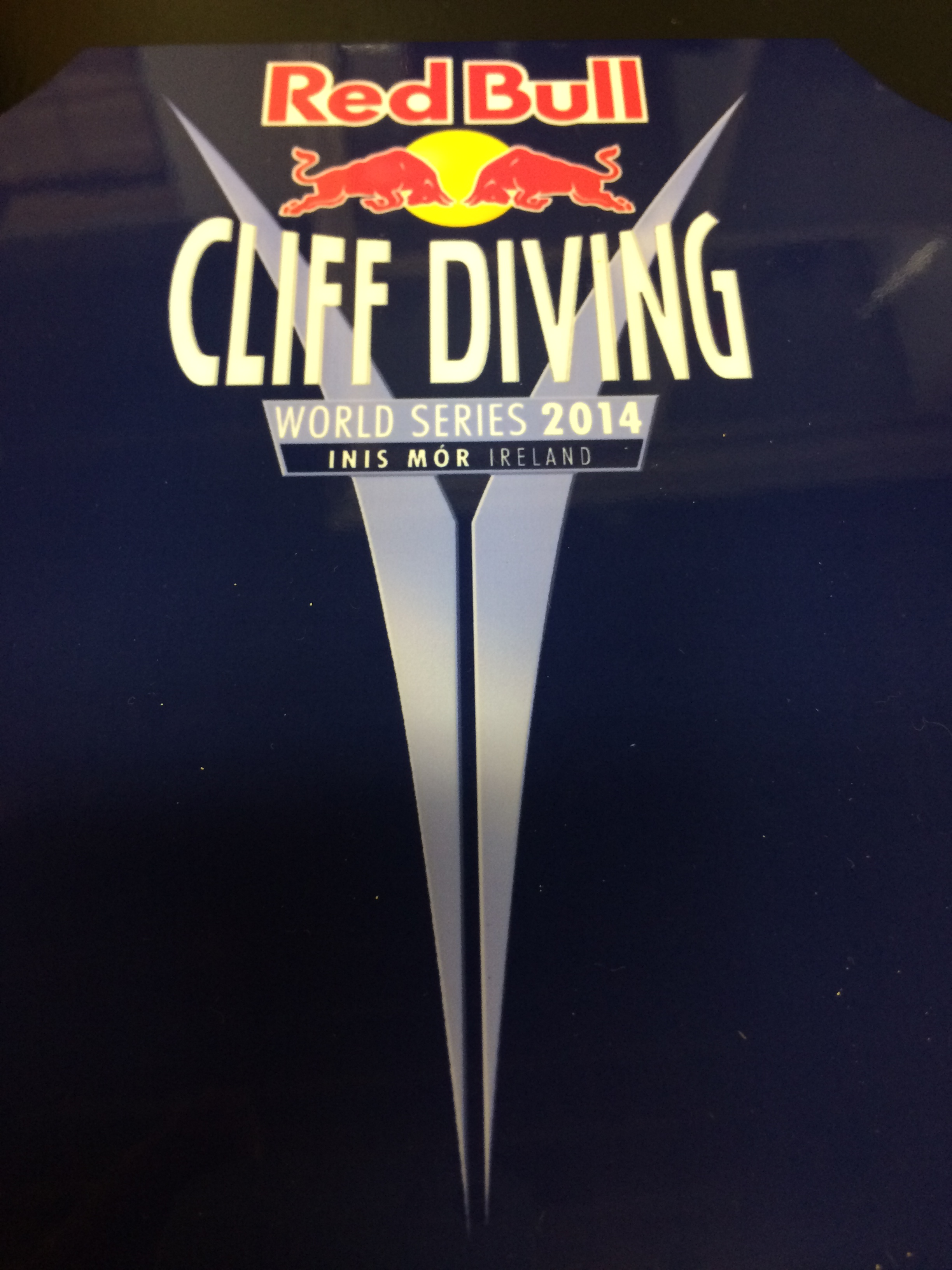 Red-Bull-Cliff-Diving-Logo-Printed-Award