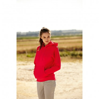 Fruit of the Loom 62038 Ladies Hooded Sweat