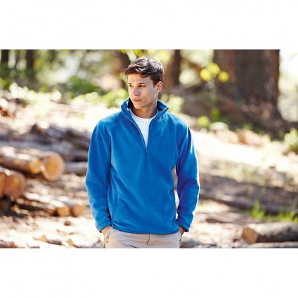 Fruit of the Loom Outdoor Fleece (Half Zip) Fleece