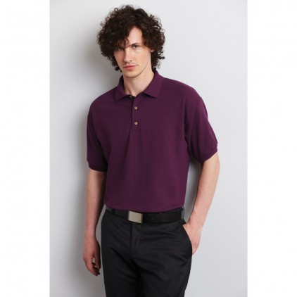 Gildan 3800-100 per cent Cotton Polo Shirt