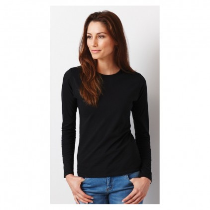 Gildan 64400 Long sleeve Womens Tee