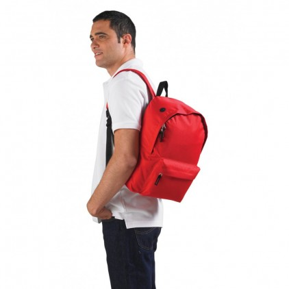 SOL's RIDER-70100 600D Polyester Rucksack