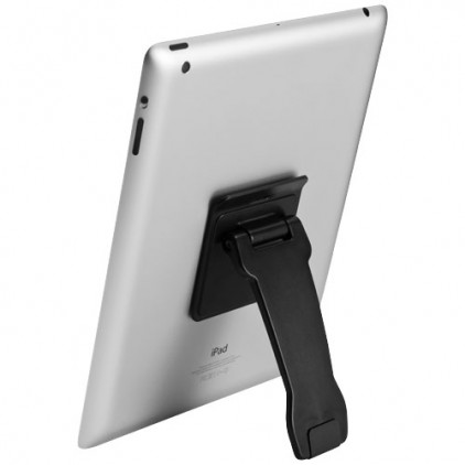 Gadget tablet handle & stand